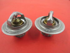 1937-48 Ford NEW 170 degree thermostats PAIR flathead 11A-8575