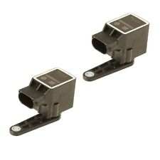 Mercedes W230 R171 SL500 Set of 2 Active Body Control (ABC) Pressure Sensor