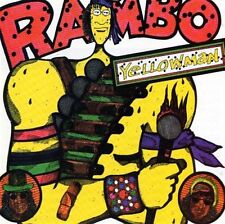 Yellowman-rambo, CD