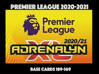PANINI ADRENALYN XL 2020-2021 20/21 CHOOSE YOUR BASE CARD 190-369