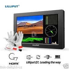 "Lilliput Q7 7"" Full HD DSLR Camera Monitor with SDI and HDMI Cross Conversion"