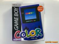 Console Game Boy Color Purple NINTENDO JAPAN