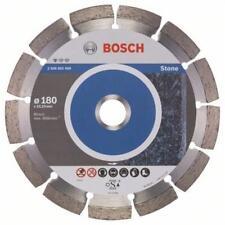 BOSCH Disque à tronçonner diamant standard pour Pierre 180X22,23x2,0X10 mm,1er