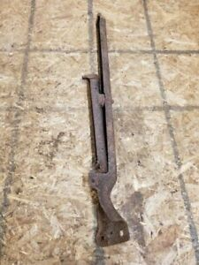 1923 - 1925 Ford Model T Windshield Post