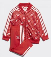 Adidas Originals Infant Boys Girls Tracksuit Toddler