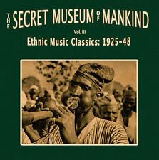 The Secret Museum Of Mankind Vol. 3 Ethnic Music Classics 1925-1948 2LP LTD NEW