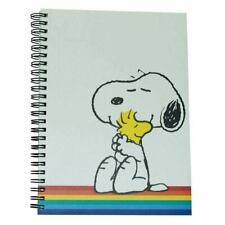 Peanuts OFFICIAL Notebook A5 Snoopy Gift Idea Licensed Genuine Cute NEW