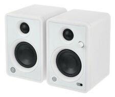 More details for mackie cr3-x limited edition white active monitor speakers