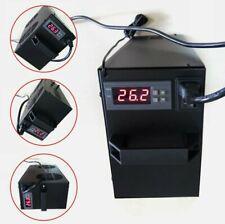 100L Aquarium Thermostat Chiller Adjustable 300W Fish Tank Salt/Fresh Water