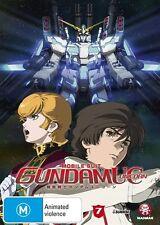 Mobile Suit Gundam - Unicorn : Vol 7 (DVD, 2014) NEW & SEALED, FREE POST