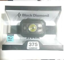 Black Diamond Storm 375 Headlamp - Black