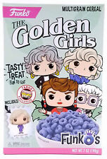 Funko FunkO's The Golden Girls Cereal Target Exclusive With Betty White Mini Pop