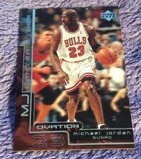 🏀 1999 Upper Deck MJ Center Stage Ovation Chicago Bulls #4 Michael Jordan