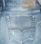 *HOT 100% AUTHENTIC Men's DIESEL @ ZATHAN Art 73Y BOOTCUT Distress Jeans 36 x 32