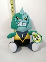New BEN 10 Diamondhead Licensed Plush Stuffed Toy