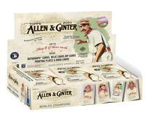 Atlanta Braves - 2020 Allen and Ginter 1/2 Case Team Break