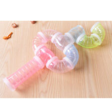 4pcs Hamster Cage Tube Play Tunnel for Tube Tunnel Hamster Small Animal