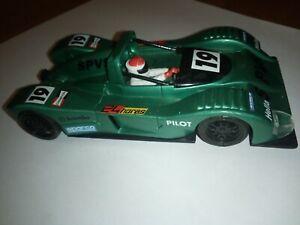 SCX Super Sport LMC/Ferrari 333 Slot Car