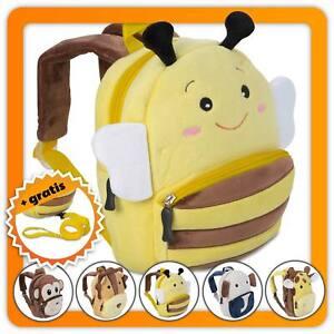 Kinderrucksack Kindergarten Kinder Rucksack für Kleinkinder mit Sicherheitsgurt