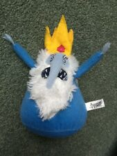 """Adventure Time Ice King 7"""" Plush (Excellent) Cartoon Network 2012 Rare"""