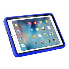 360 Rotating Kickstand Hand strap Case Cover Hybrid Box For Apple iPad Mini 4