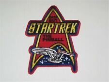 Star Trek Data East Pinball Promotional - Design Team Patch