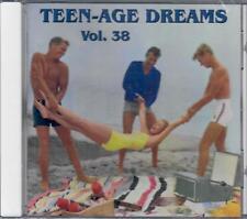 V.A. - TEEN-AGE DREAMS Vol.38 Popcorn & Teenage CD