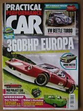 Practical Performance Car September 2017 Europa Popular VW Beetle Boxster Duster