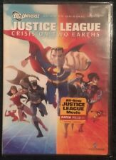 Justice League Crisis On Two Earths DVD