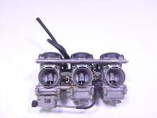98 Triumph Thunderbird Sport 900 Carb Carburetors KEIHIN CVK 1240685 LGM