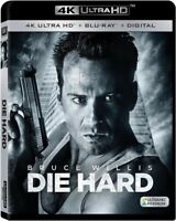 Die Hard [New 4K UHD Blu-ray] 4K Mastering, Dolby, Digital Theater Sys