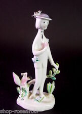 Rosenthal  Raymond Peynet -  Figurine mit Eichhorn & Vogel