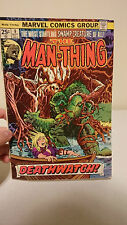 The Man-Thing #9 1974 Marvel