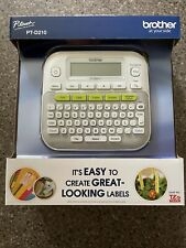 New Listingbrother P Touch Pt D210 Label Maker