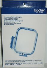 "Brother Genuine EF62 Medium 4"" x 4"" Embroidery Hoop NV955 950 900 90e 97E 500d"