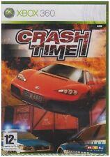 CRASH TIME           -----   pour X-BOX 360