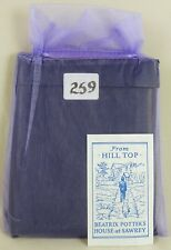 THE TALE OF PETER RABBIT LIMITED EDITION Hill Top Exclusive No: 259 / 1000 Rare