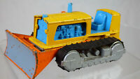 Rare Vintage Corgi Qualitoys 715 Jumbo DOZER Diecast Construction Vehicle Toy