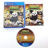 Kung Fu Panda: Showdown of Legendary Legends (Sony PlayStation 4, 2015) Complete