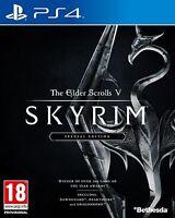 Elder Scrolls V: Skyrim Special Edition PS4 - MINT -  Super FAST Delivery