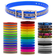 "NEW SportDOG Replacement Dog Collar Straps 3/4"" wide"