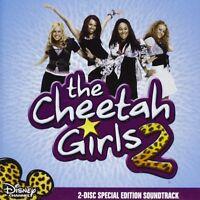 Cheetah Girls 2 Special Edition Colonna Sonora CD+DVD Nuovo Sigillato