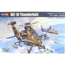 Hobbyboss 1:72 WZ-10 Thunderbolt Helicopter Model Kit