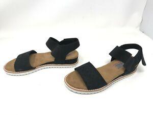 Womens Skechers (31440) BOBS DESERT KISS Black Sandals (459F-G and 431L)
