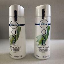 2X Febreze One Fabric & Air Freshener Mist Refills, Bamboo Scent 10.1 Oz Sealed
