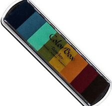 Clearsnap ColorBox Pigment Paintbox Set Ink Pad TAOS ~ KNOCKOUT CRAFTS