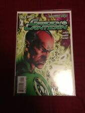 GREEN LANTERN #1 - 1st Print (Near Mint) - Johns Mahnke Alamy New 52 Comic DC