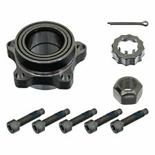 Front Wheel Bearing Kit Inc Additional Parts Fits Ford Transit 0 Febi 22805
