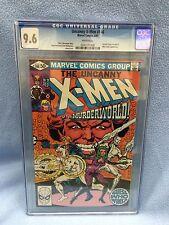 Uncanny X-Men #146 (Jun 1981, Marvel) CGC 9.6 NEAR MINT Arcade Murderworld