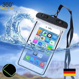 Wasserdichte Unterwasser Tasche Handytasche Schutz Hülle Case Cover Beutel Band
